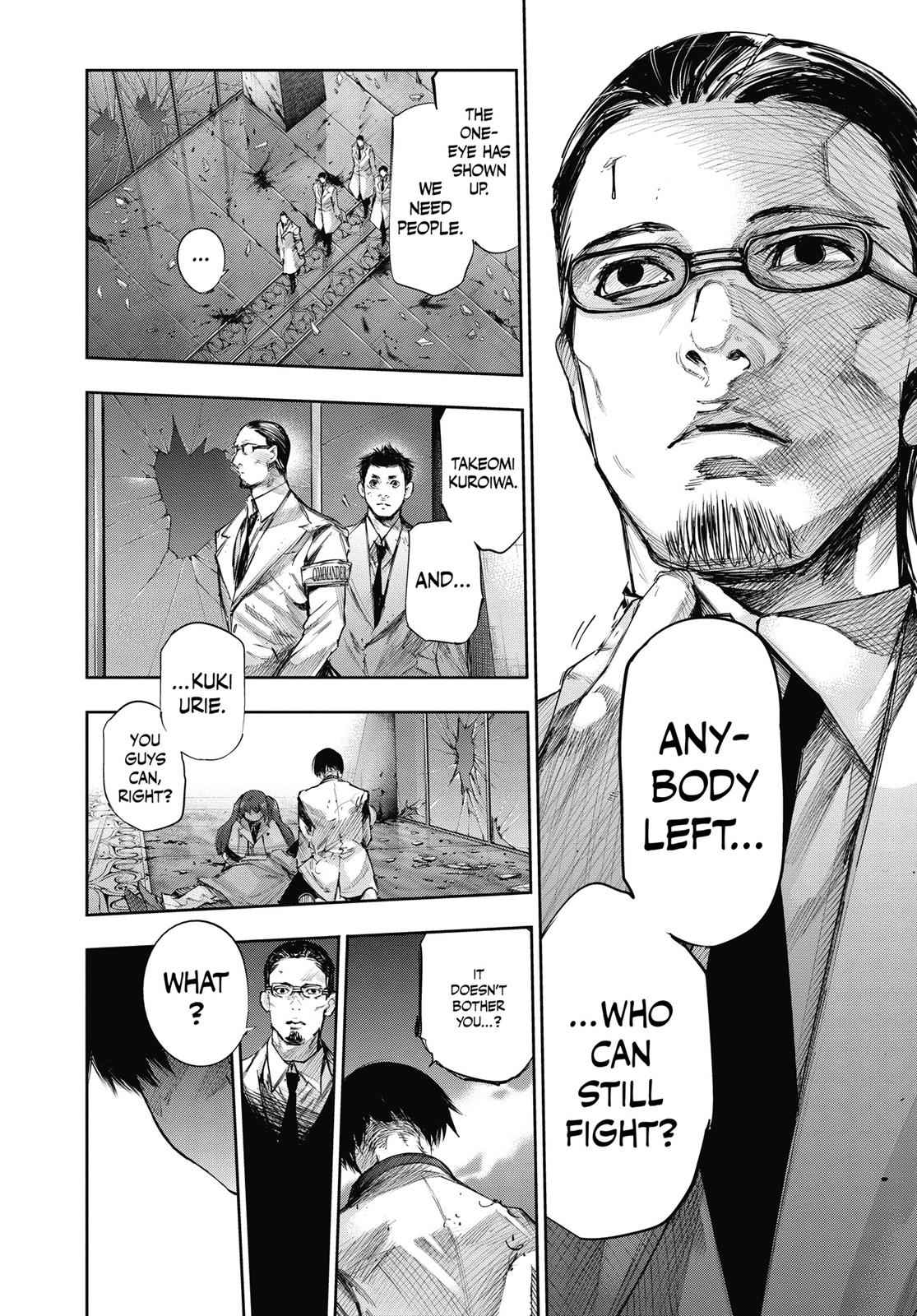 Tokyo Ghoul:re Chapter 55 Page 12