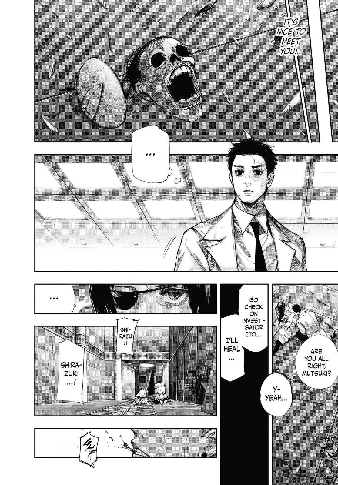 Tokyo Ghoul:re Chapter 55 Page 3