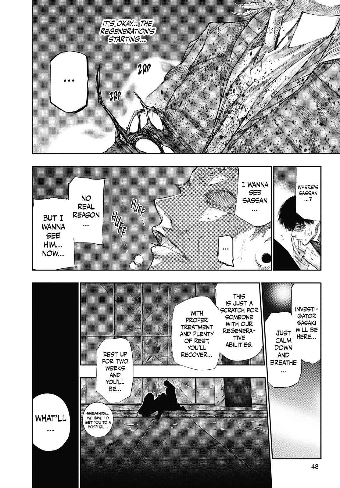 Tokyo Ghoul:re Chapter 55 Page 5