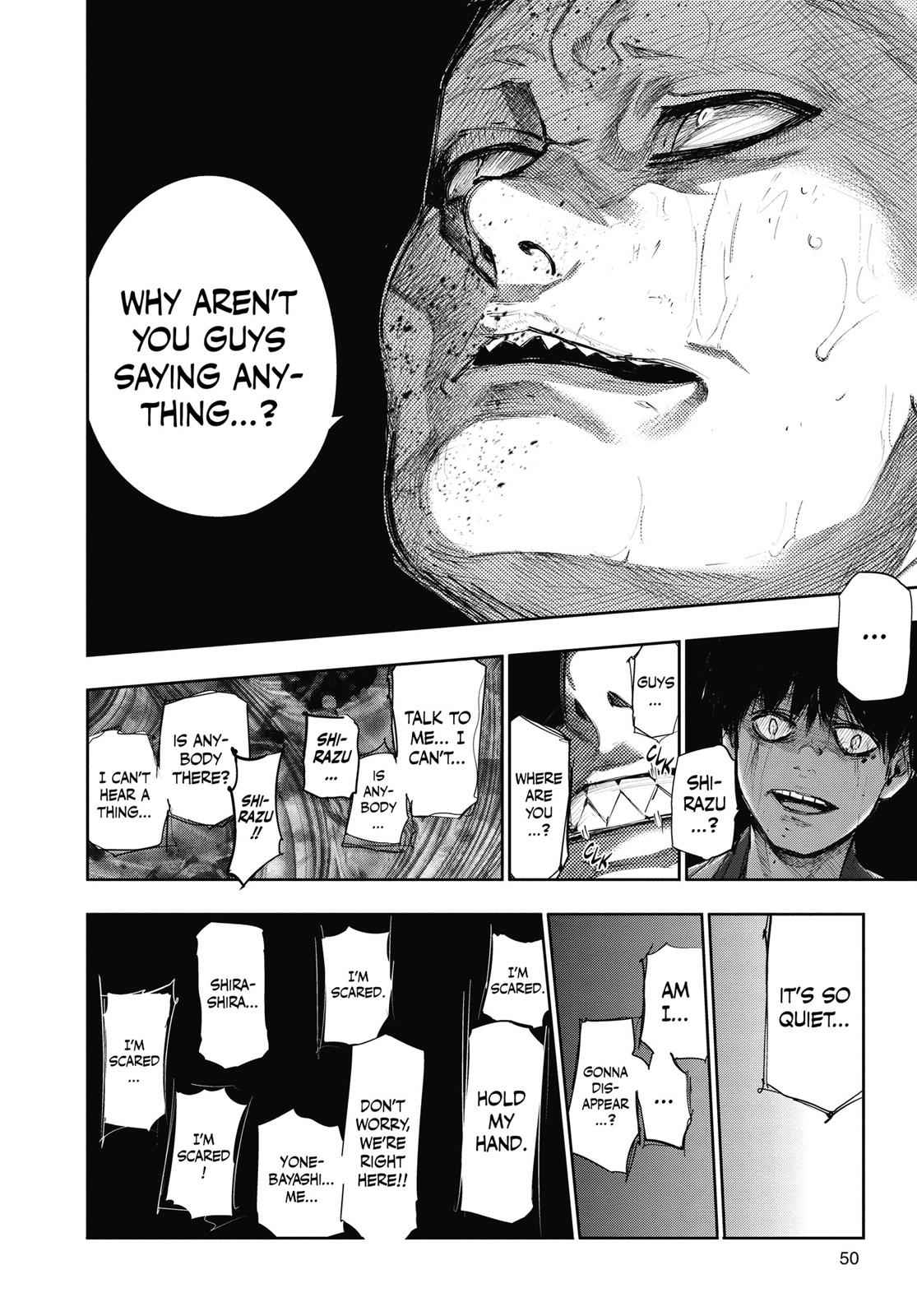 Tokyo Ghoul:re Chapter 55 Page 7