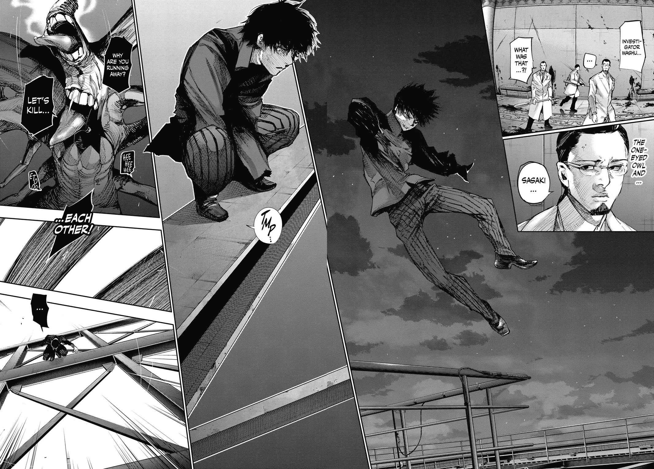 Tokyo Ghoul:re Chapter 56 Page 8