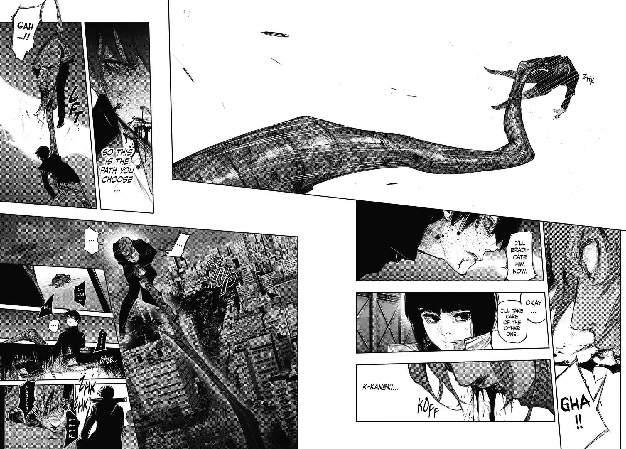 Tokyo Ghoul:re Chapter 57 Page 4