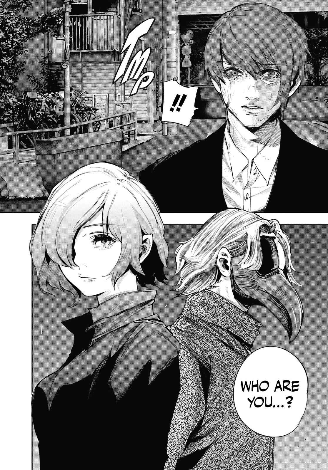Tokyo Ghoul:re Chapter 58 Page 4