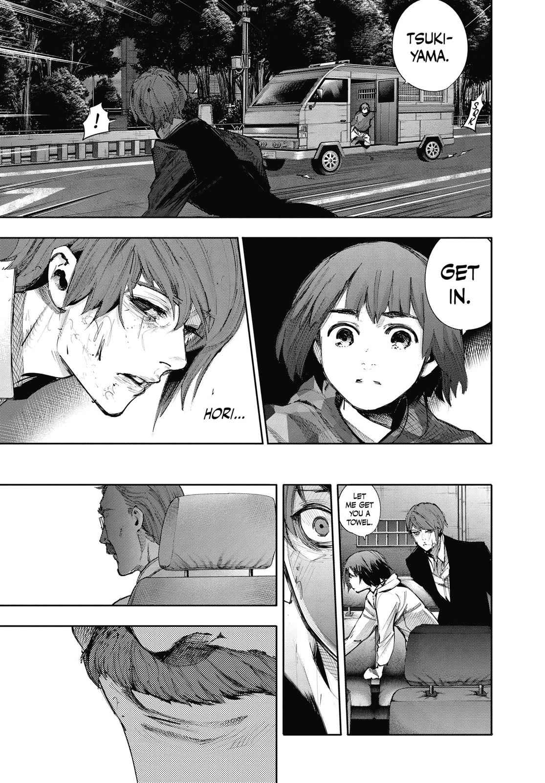 Tokyo Ghoul:re Chapter 58 Page 5