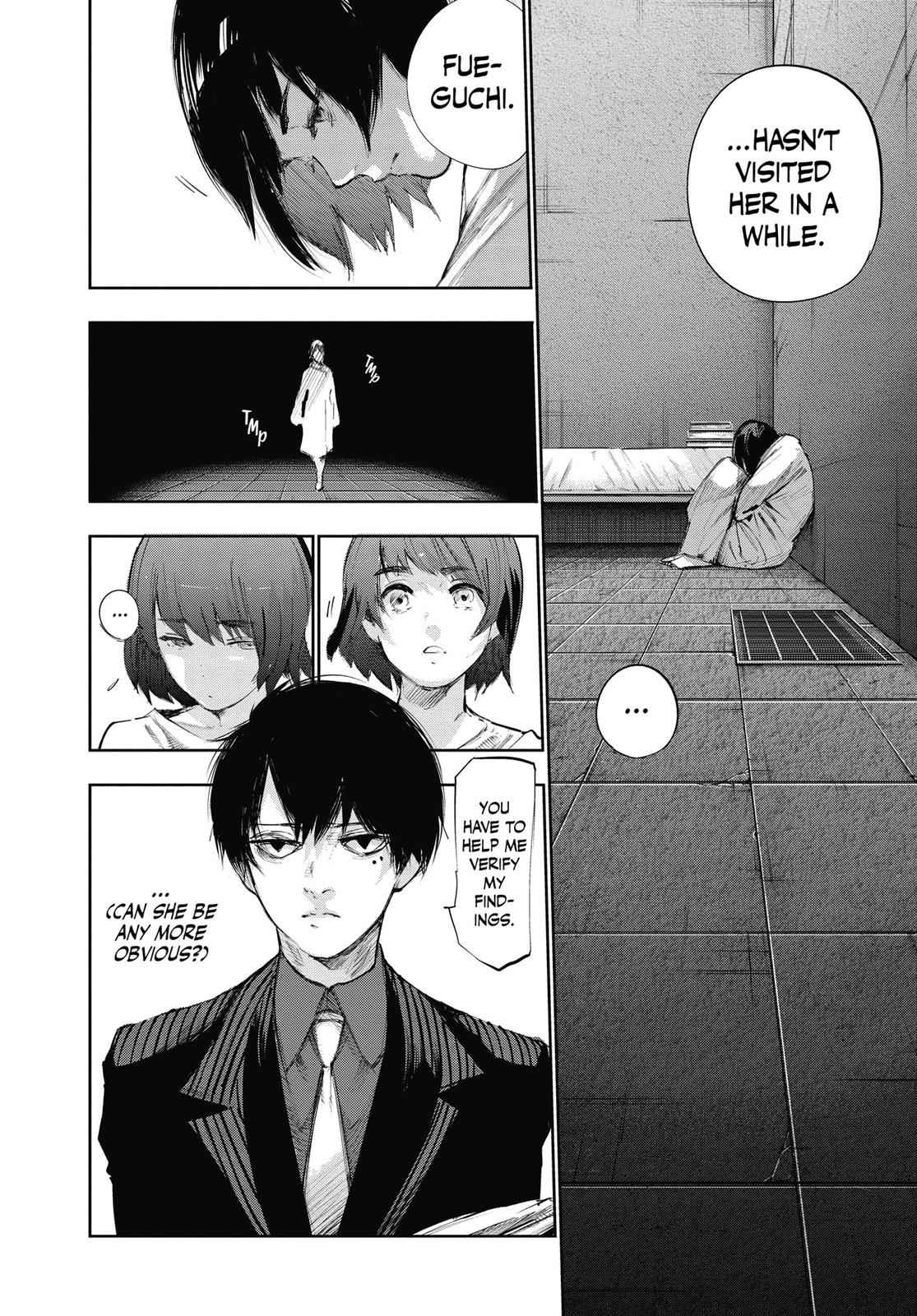 Tokyo Ghoul:re Chapter 59 Page 12