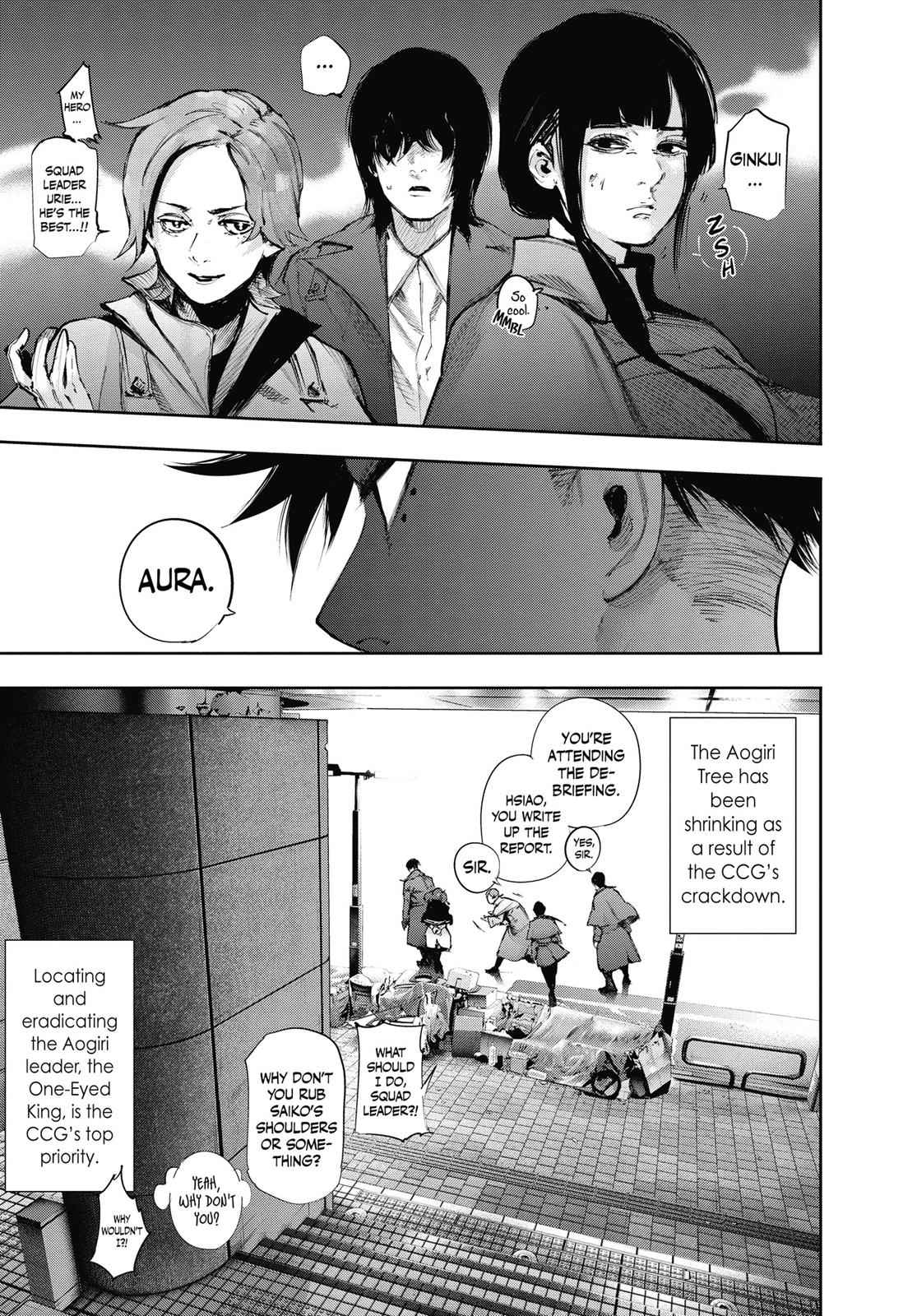 Tokyo Ghoul:re Chapter 59 Page 6