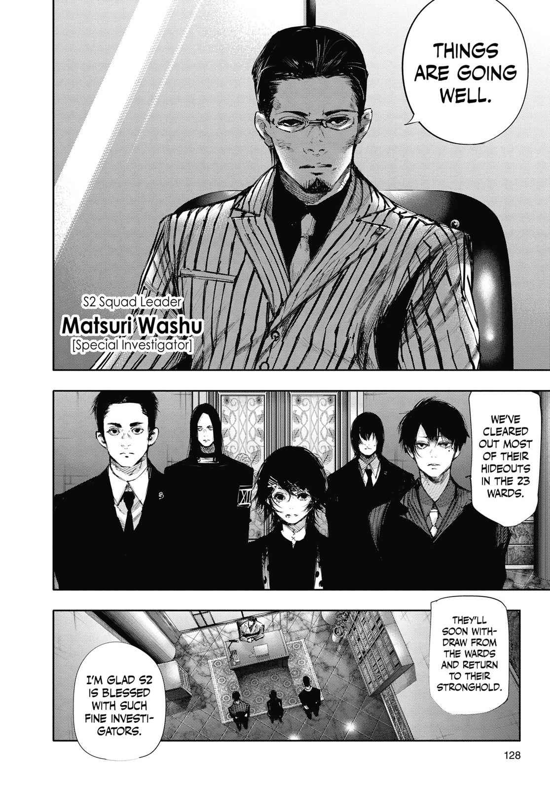 Tokyo Ghoul:re Chapter 59 Page 7