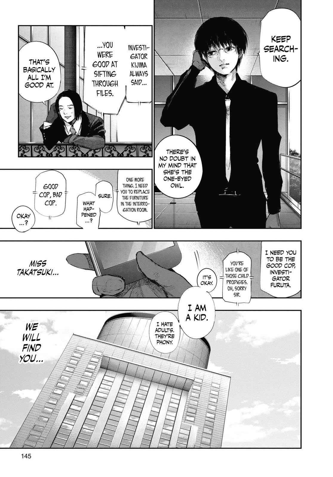 Tokyo Ghoul:re Chapter 60 Page 7