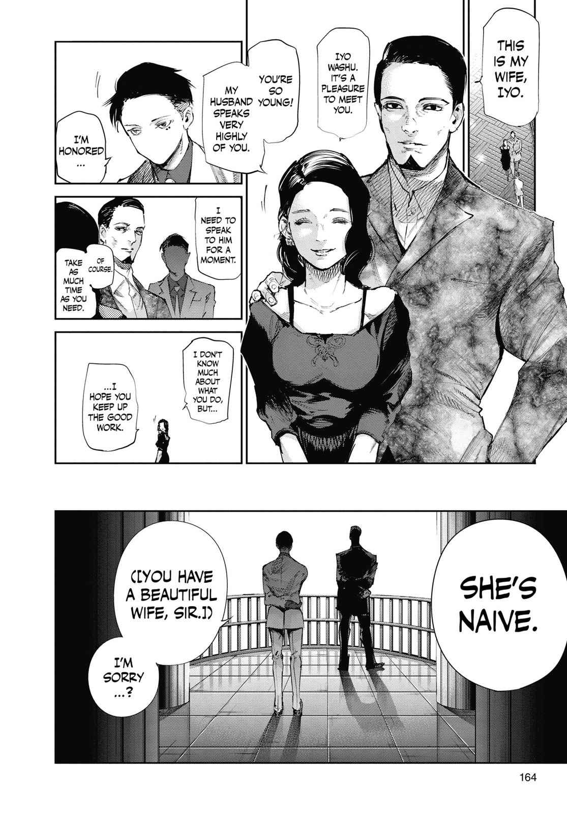 Tokyo Ghoul:re Chapter 61 Page 8