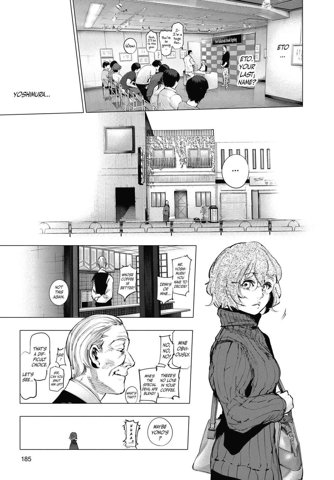 Tokyo Ghoul:re Chapter 62 Page 10