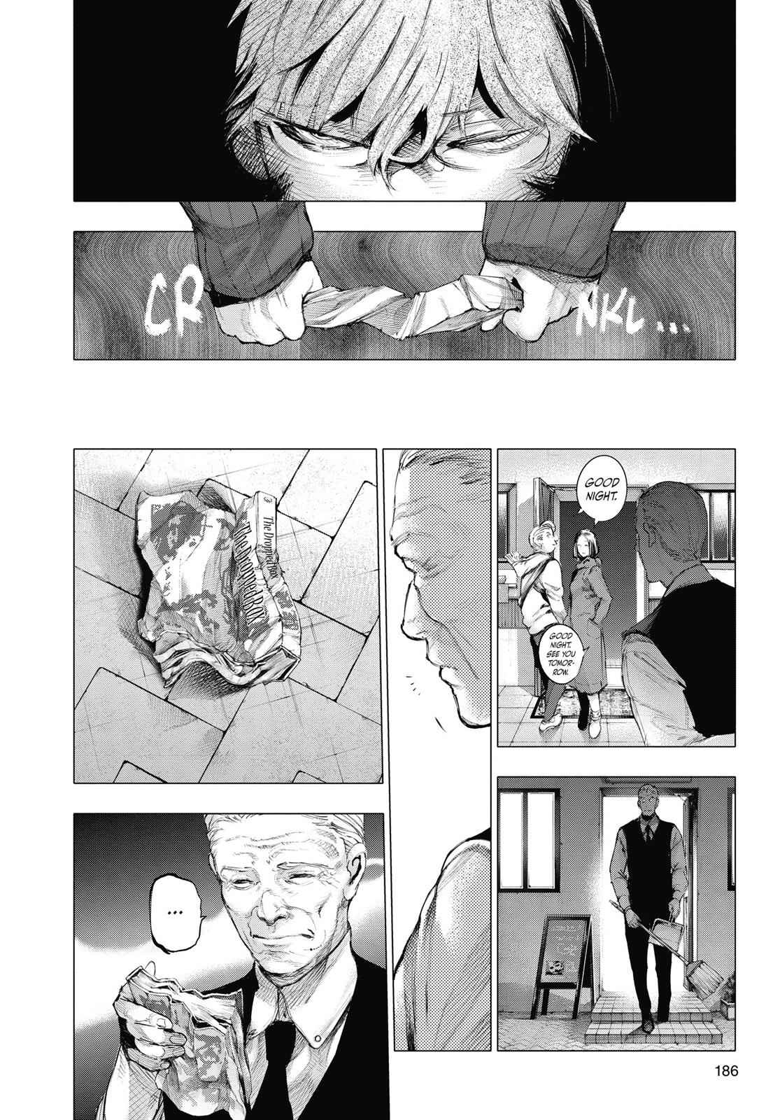 Tokyo Ghoul:re Chapter 62 Page 11