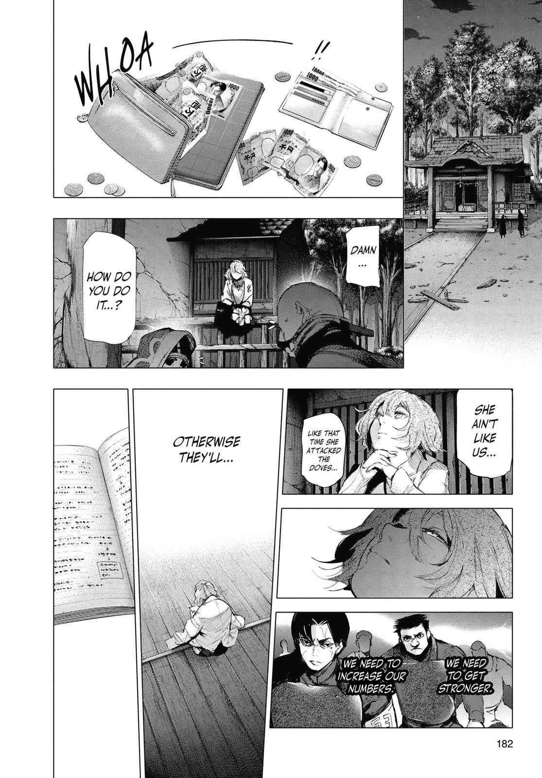 Tokyo Ghoul:re Chapter 62 Page 7