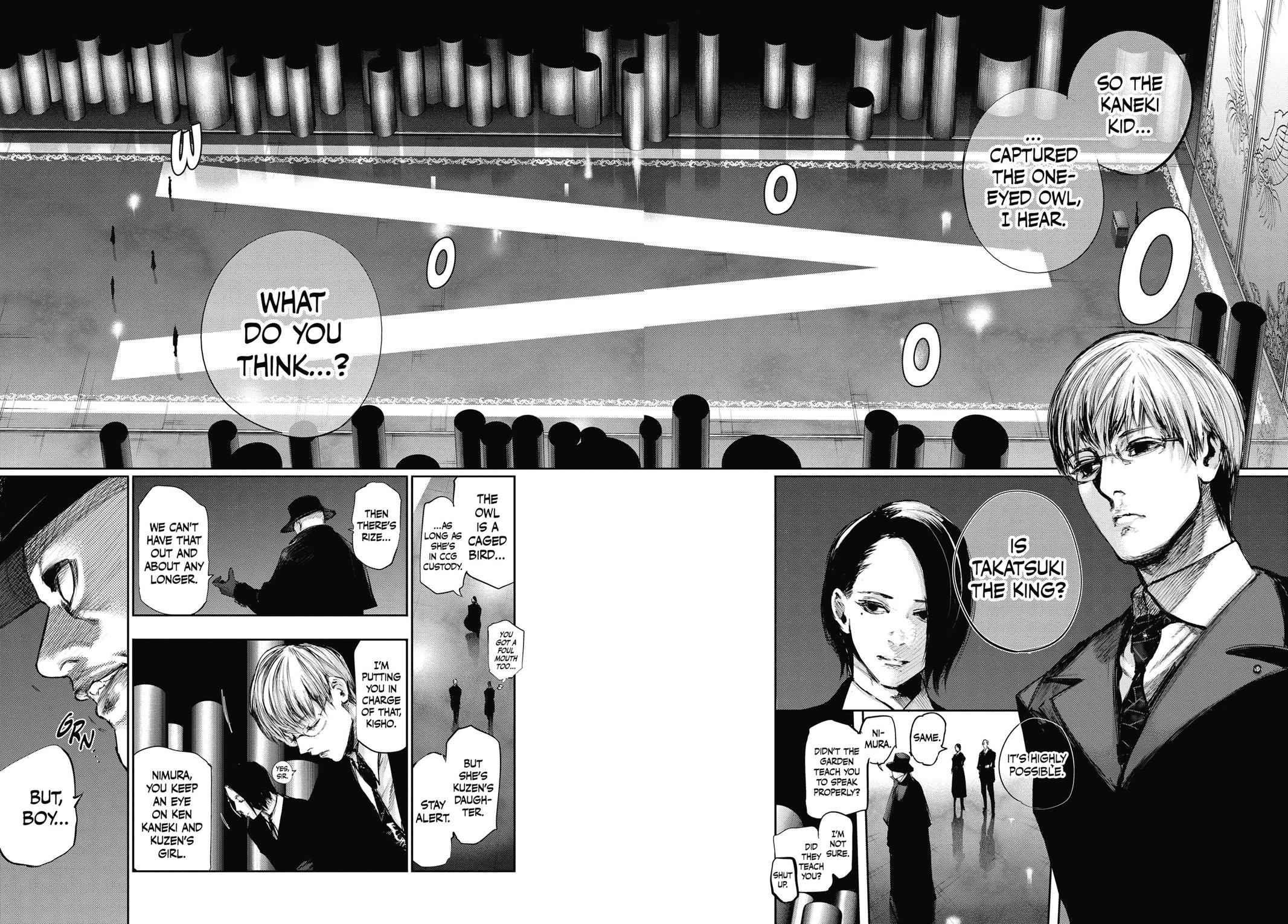 Tokyo Ghoul:re Chapter 63 Page 12
