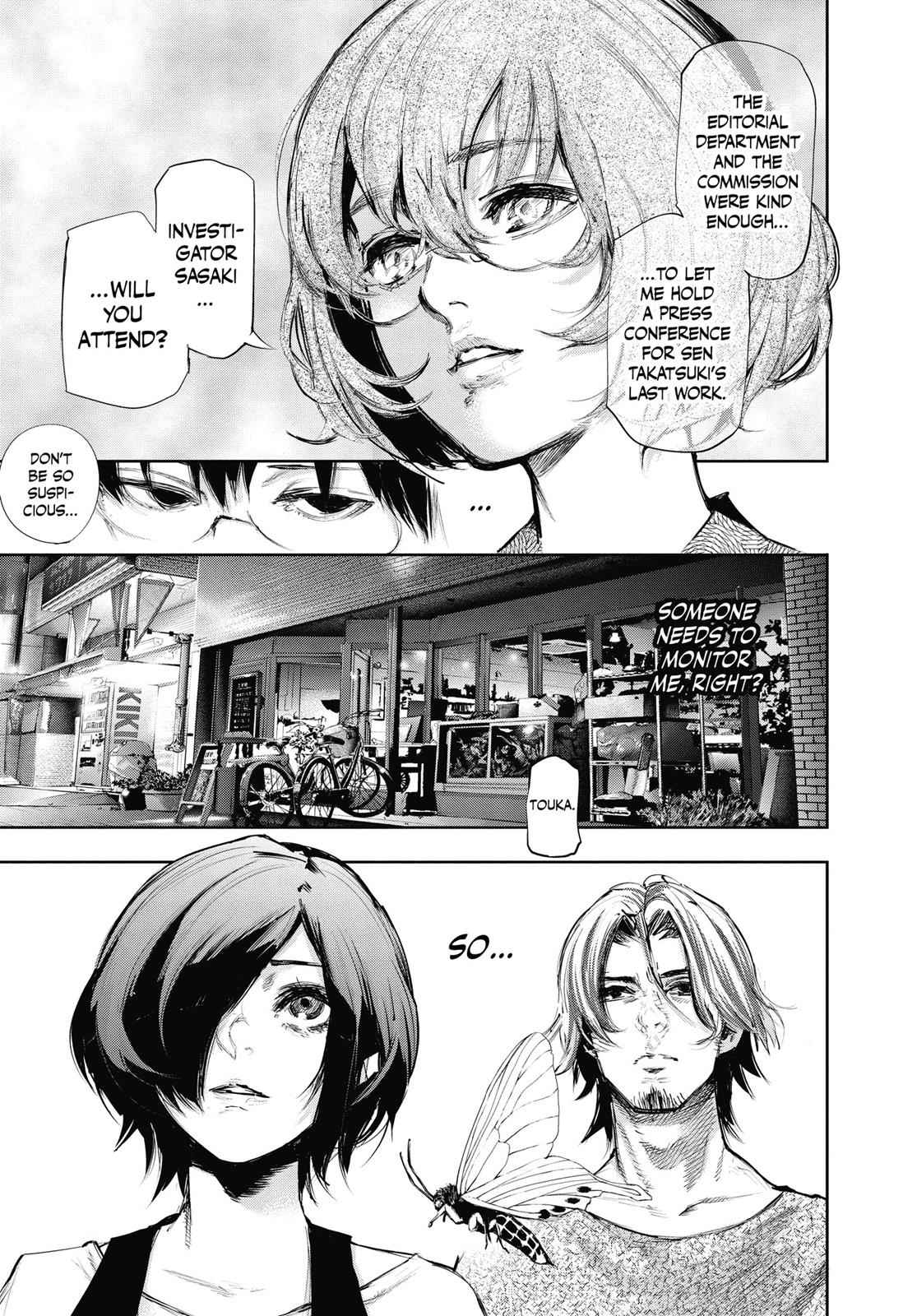 Tokyo Ghoul:re Chapter 63 Page 14