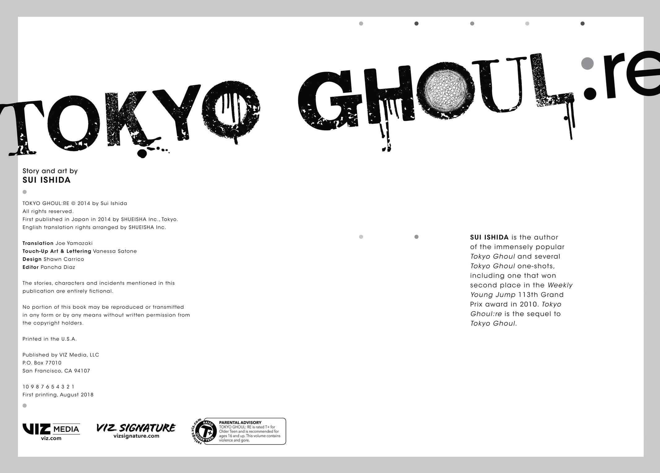 Tokyo Ghoul:re Chapter 63 Page 23