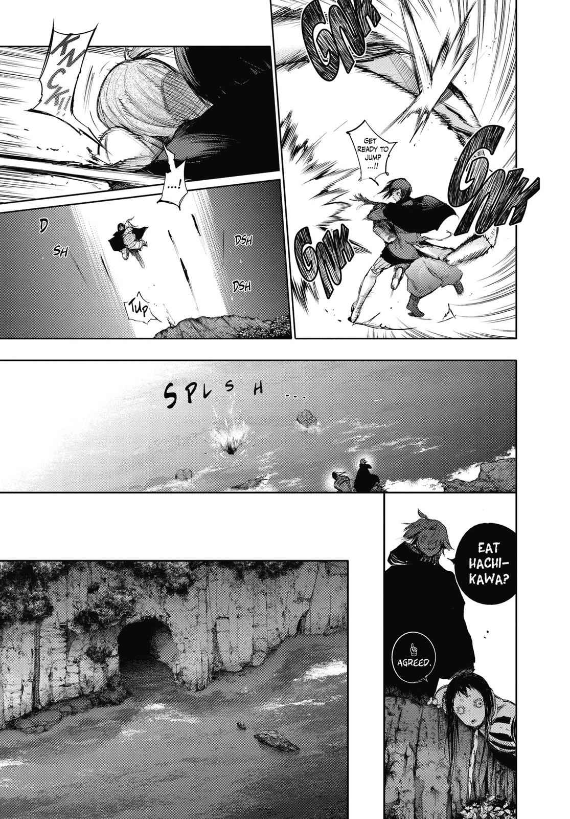 Tokyo Ghoul:re Chapter 63 Page 7
