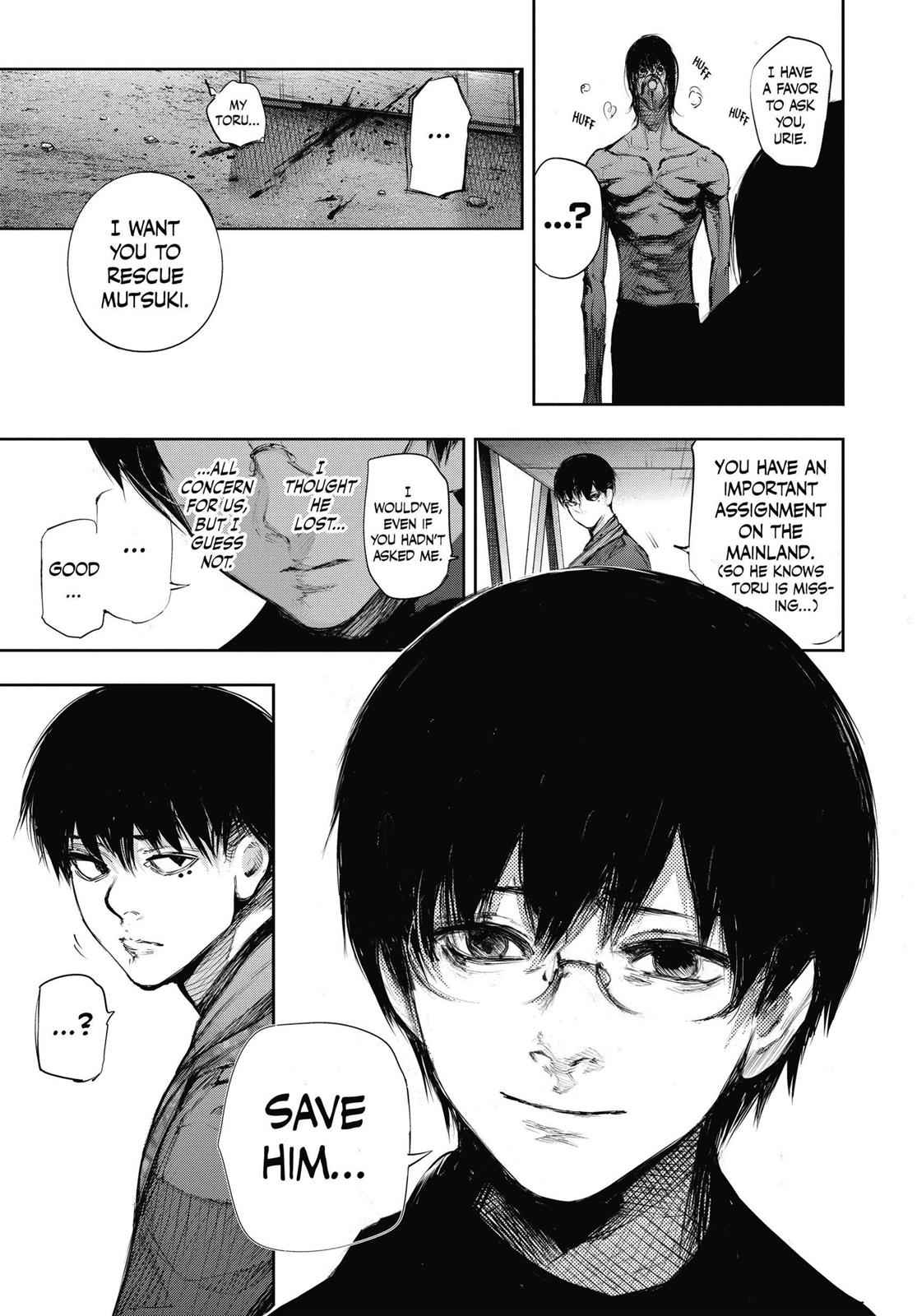 Tokyo Ghoul:re Chapter 65 Page 17