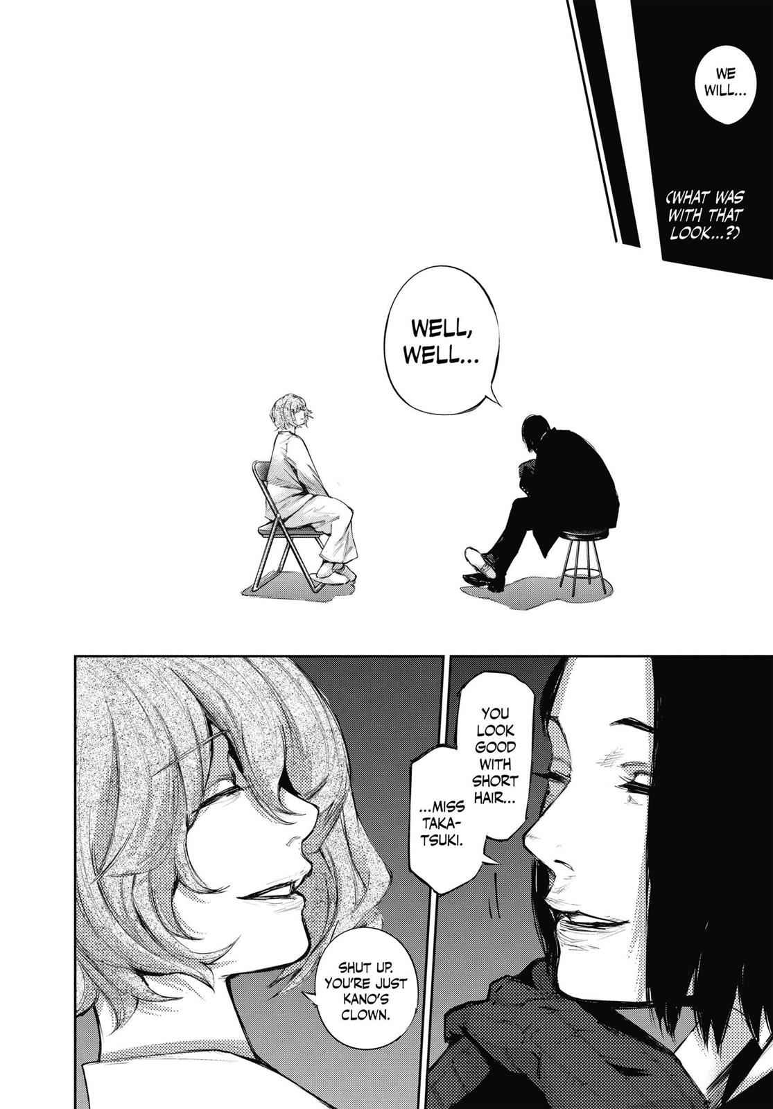 Tokyo Ghoul:re Chapter 65 Page 18