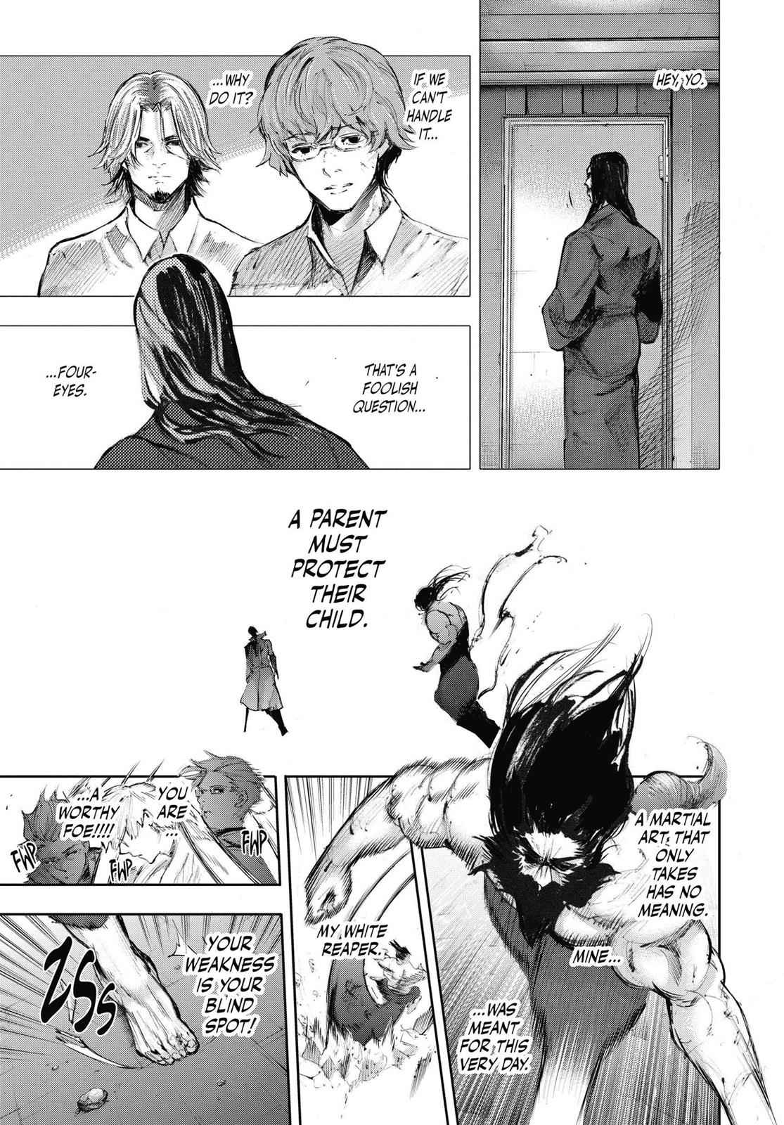 Tokyo Ghoul:re Chapter 65 Page 7