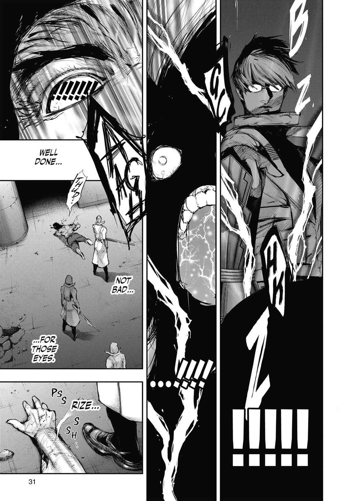 Tokyo Ghoul:re Chapter 65 Page 9