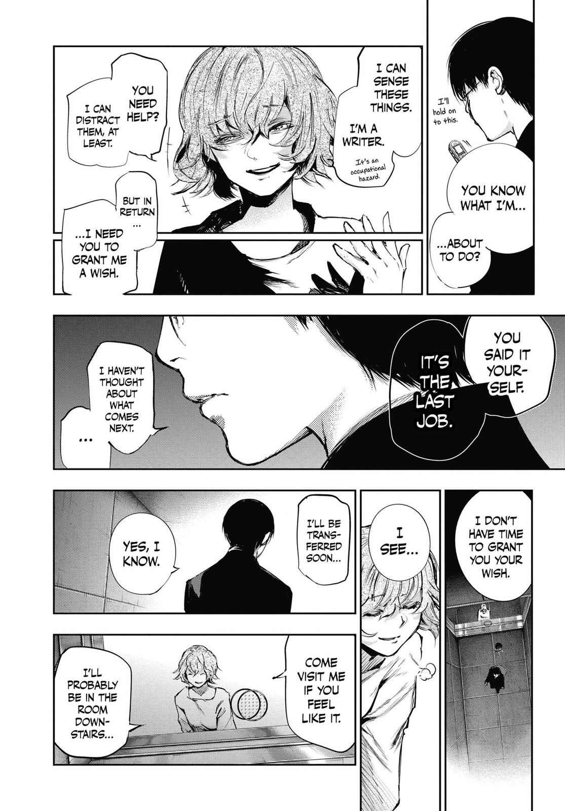 Tokyo Ghoul:re Chapter 66 Page 10