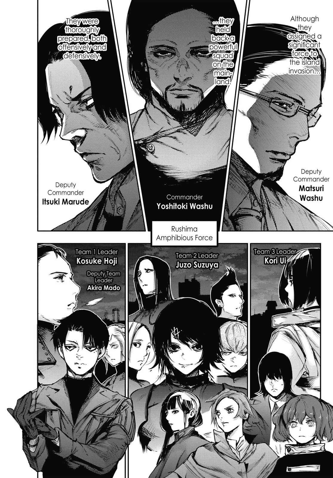Tokyo Ghoul:re Chapter 66 Page 13