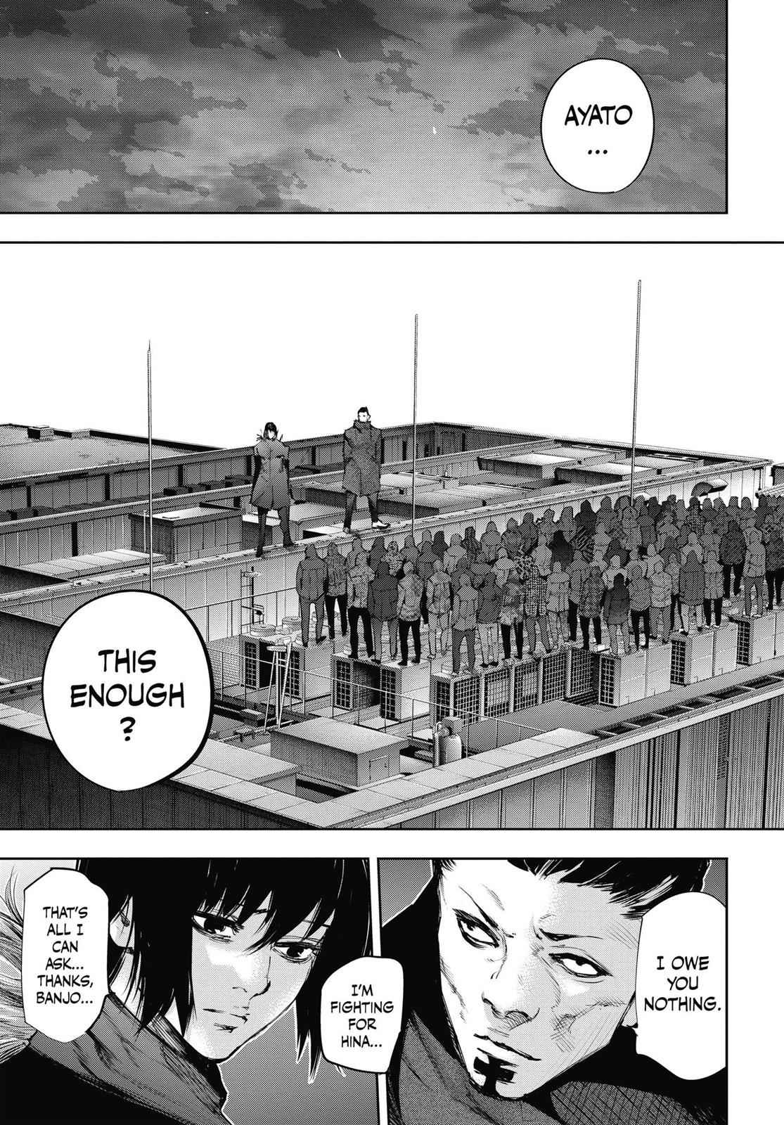 Tokyo Ghoul:re Chapter 66 Page 16