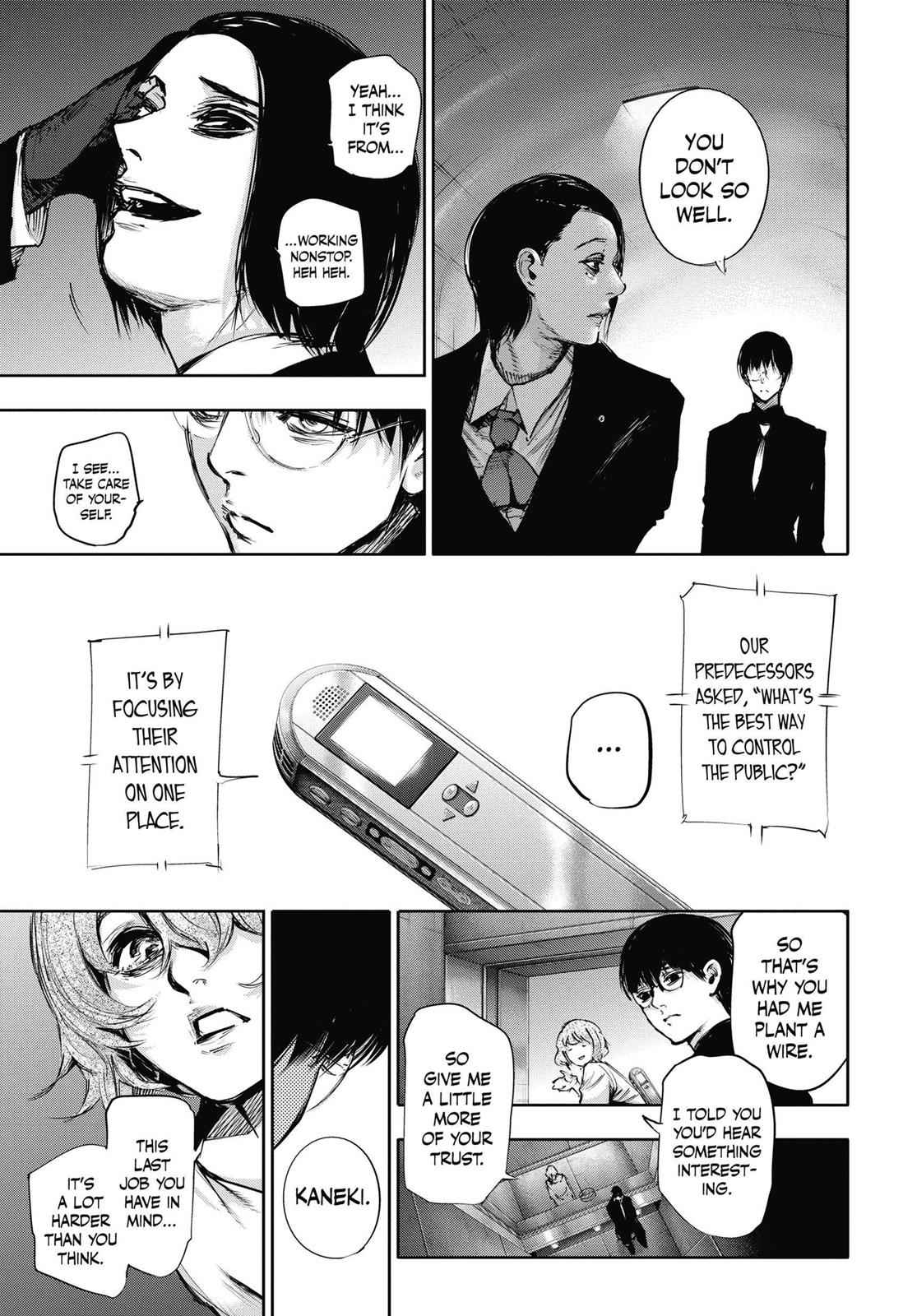 Tokyo Ghoul:re Chapter 66 Page 9