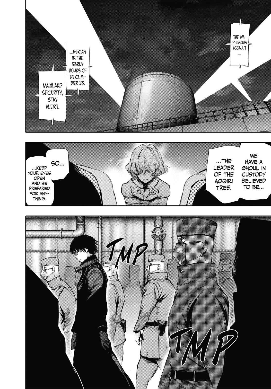 Tokyo Ghoul:re Chapter 67 Page 7