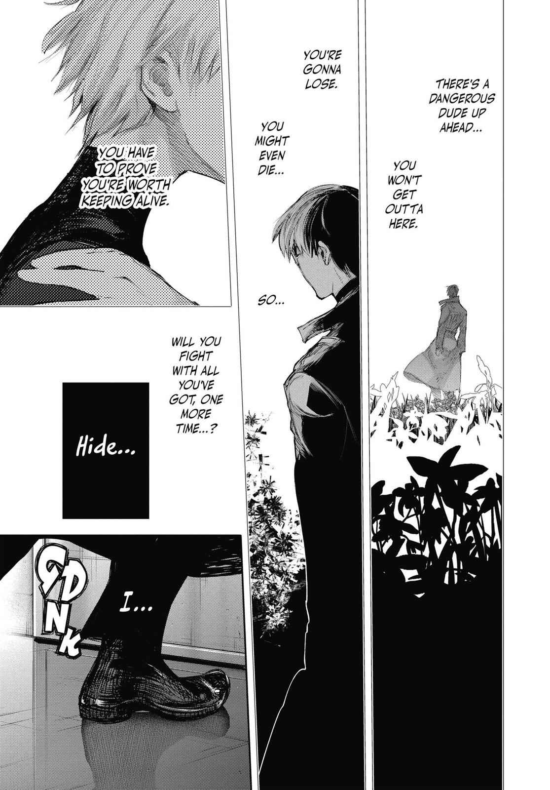 Tokyo Ghoul:re Chapter 68 Page 14