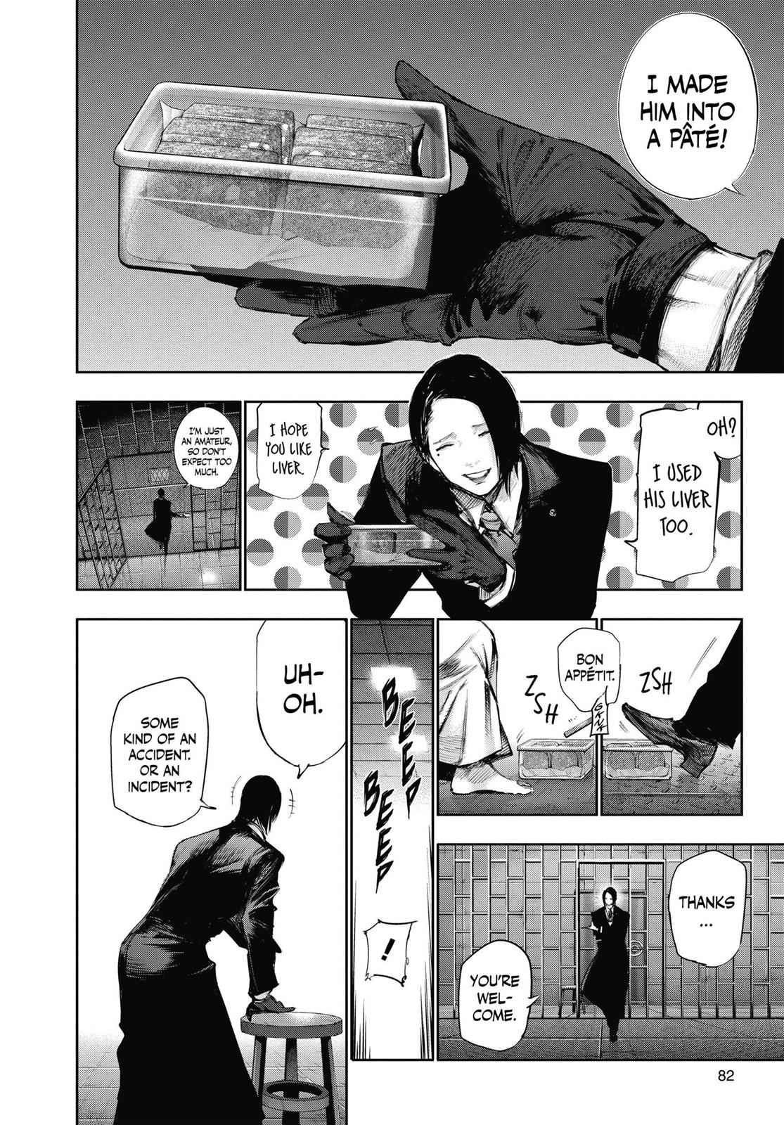 Tokyo Ghoul:re Chapter 68 Page 2