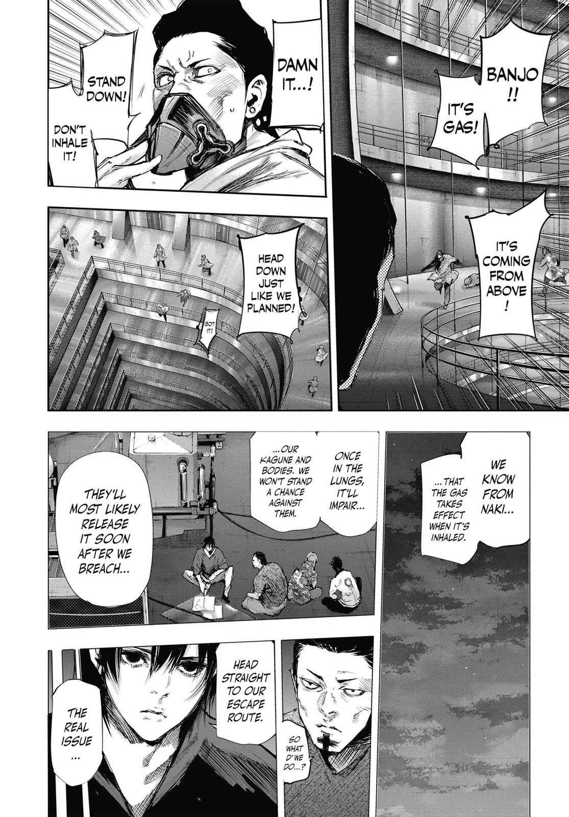 Tokyo Ghoul:re Chapter 69 Page 10