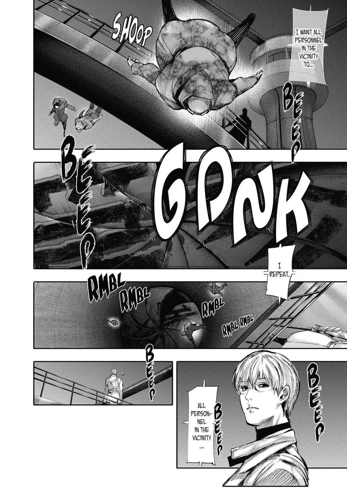 Tokyo Ghoul:re Chapter 69 Page 12