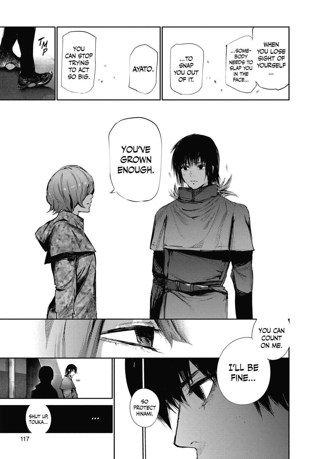Tokyo Ghoul:re Chapter 69 Page 17
