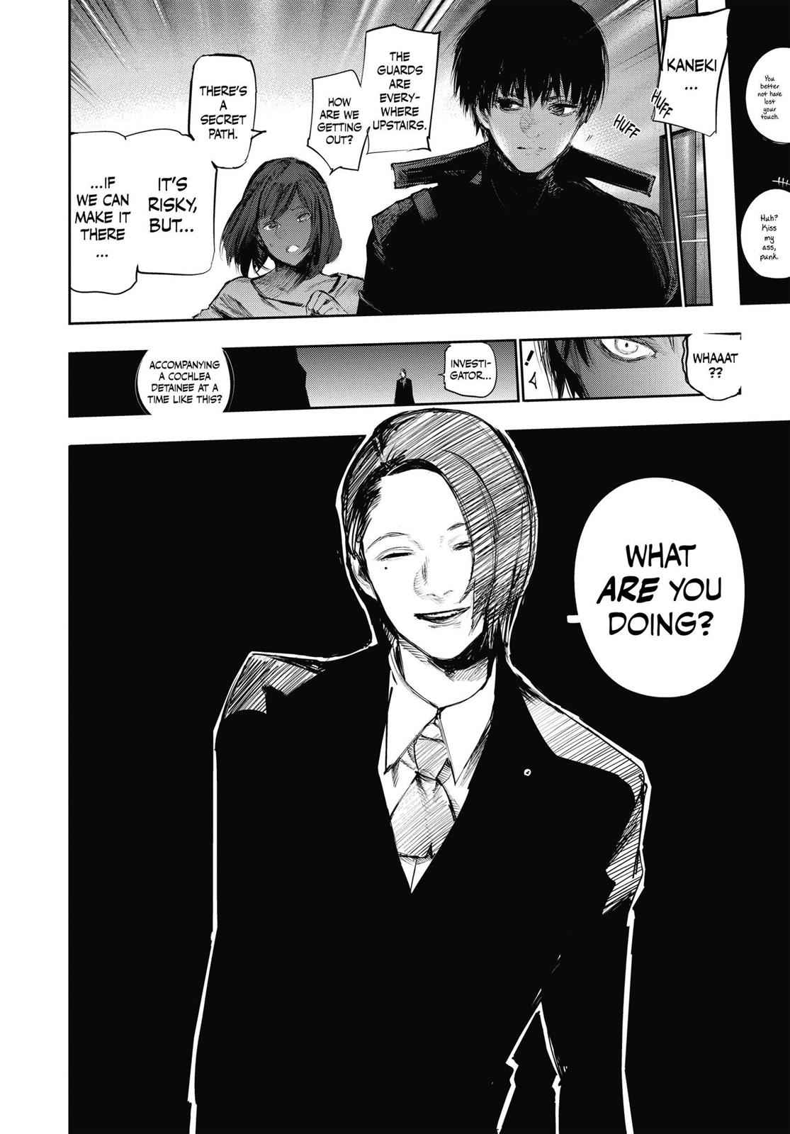 Tokyo Ghoul:re Chapter 69 Page 18