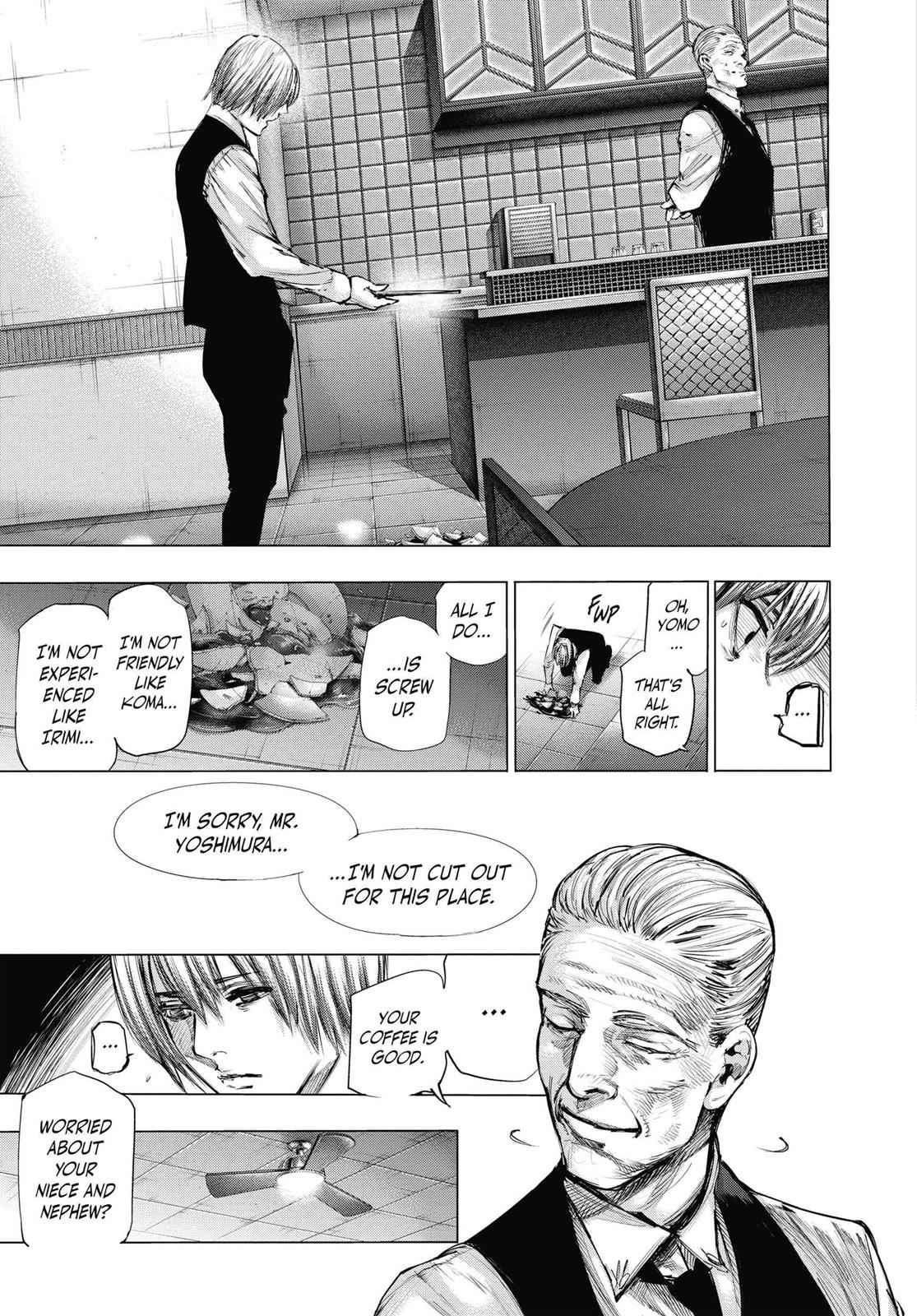 Tokyo Ghoul:re Chapter 71 Page 7