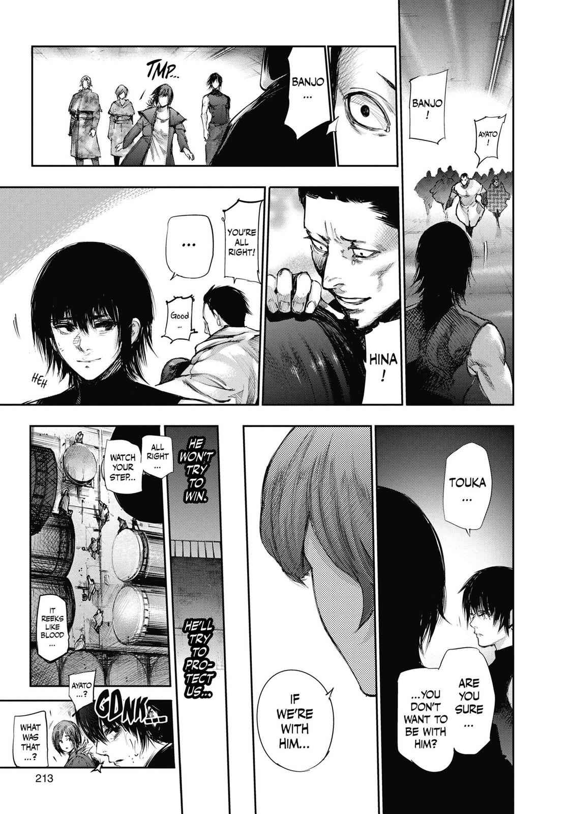 Tokyo Ghoul:re Chapter 74 Page 17