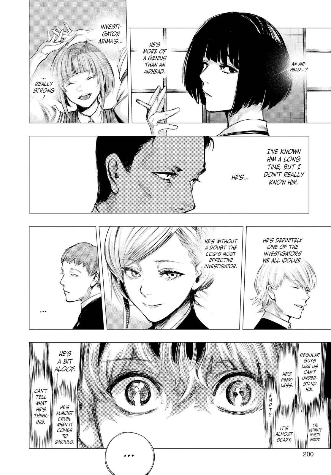 Tokyo Ghoul:re Chapter 74 Page 4