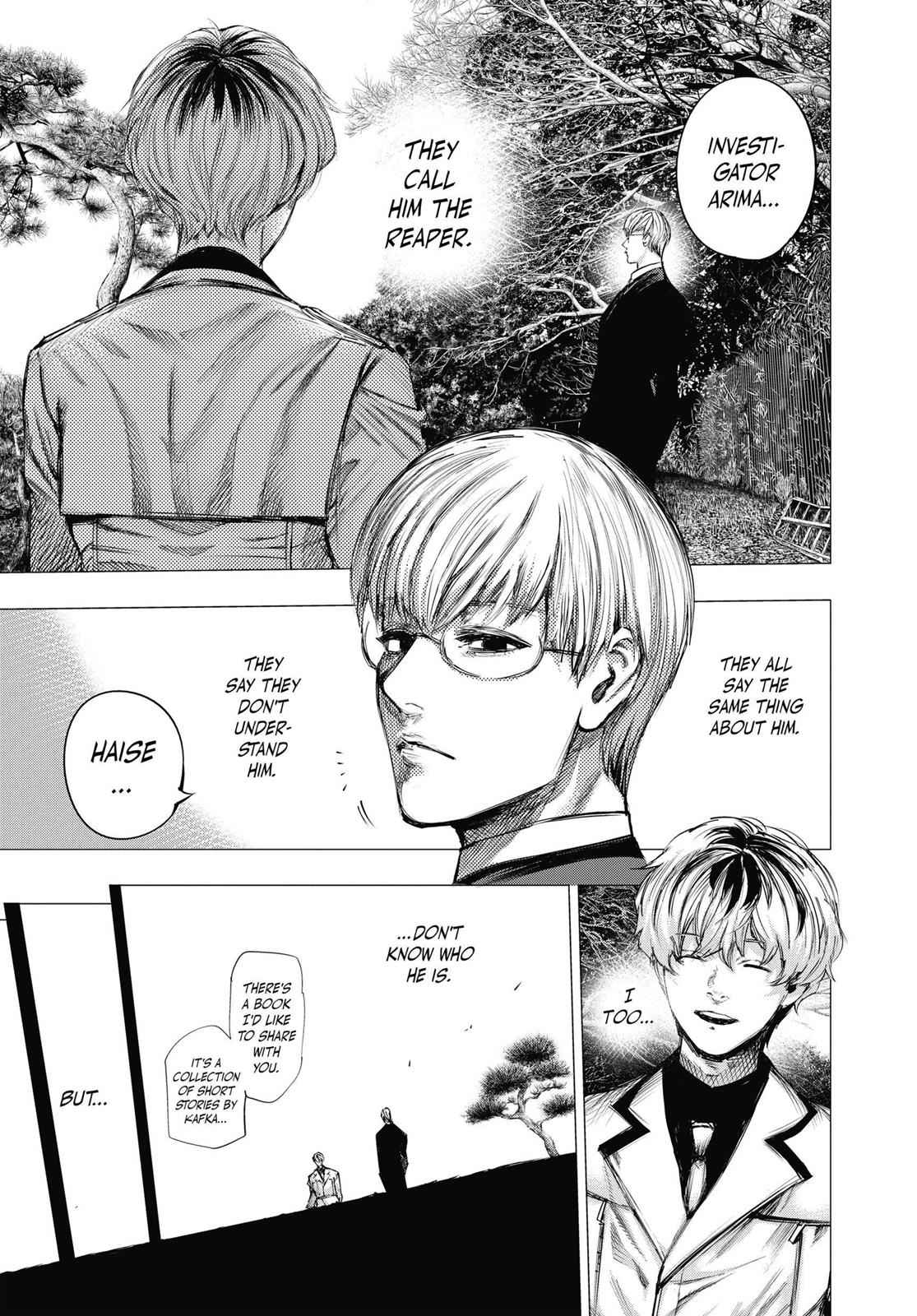 Tokyo Ghoul:re Chapter 74 Page 5