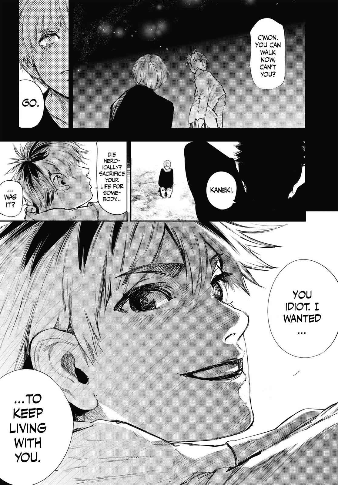 Tokyo Ghoul:re Chapter 75 Page 16