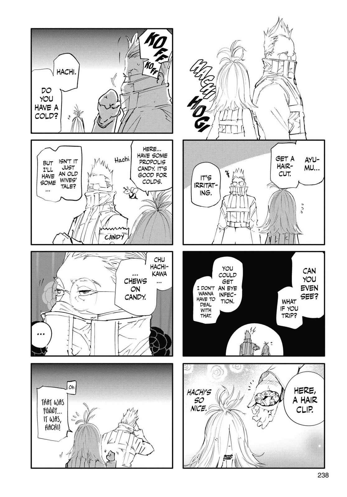 Tokyo Ghoul:re Chapter 75 Page 20