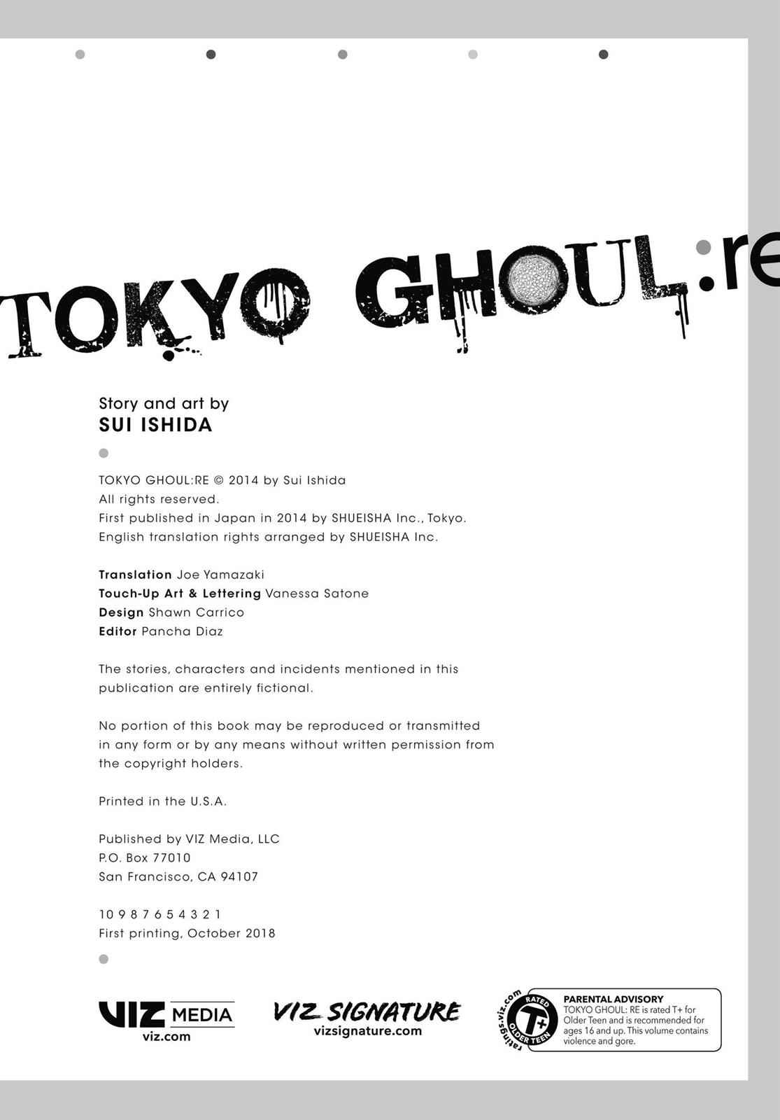 Tokyo Ghoul:re Chapter 75 Page 26