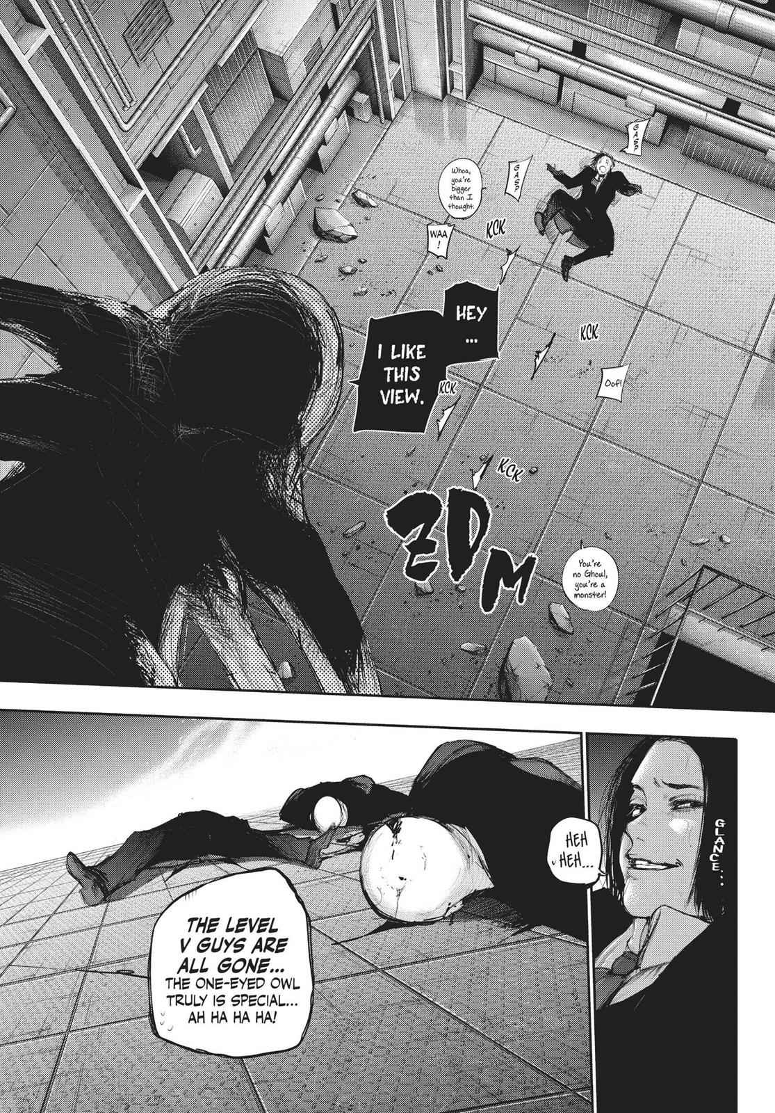Tokyo Ghoul:re Chapter 76 Page 14