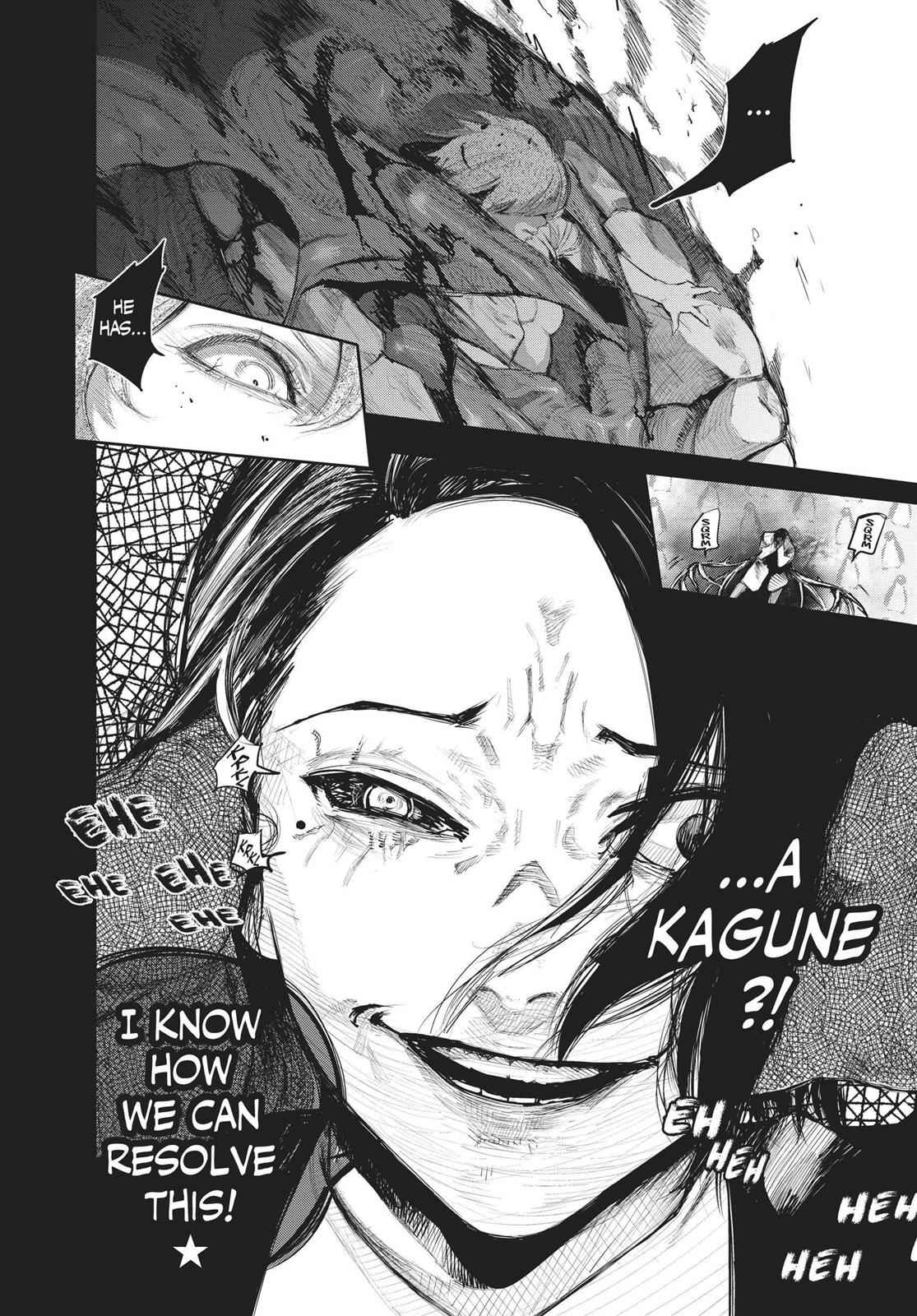 Tokyo Ghoul:re Chapter 76 Page 17