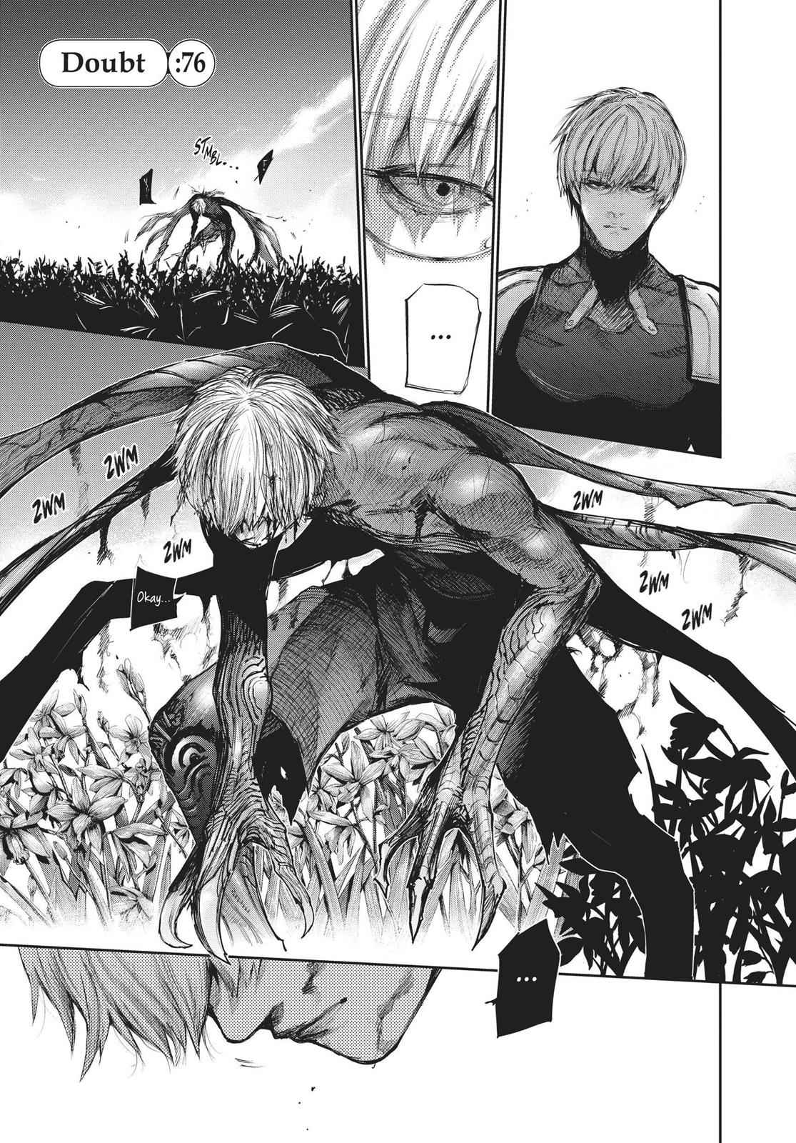 Tokyo Ghoul:re Chapter 76 Page 6