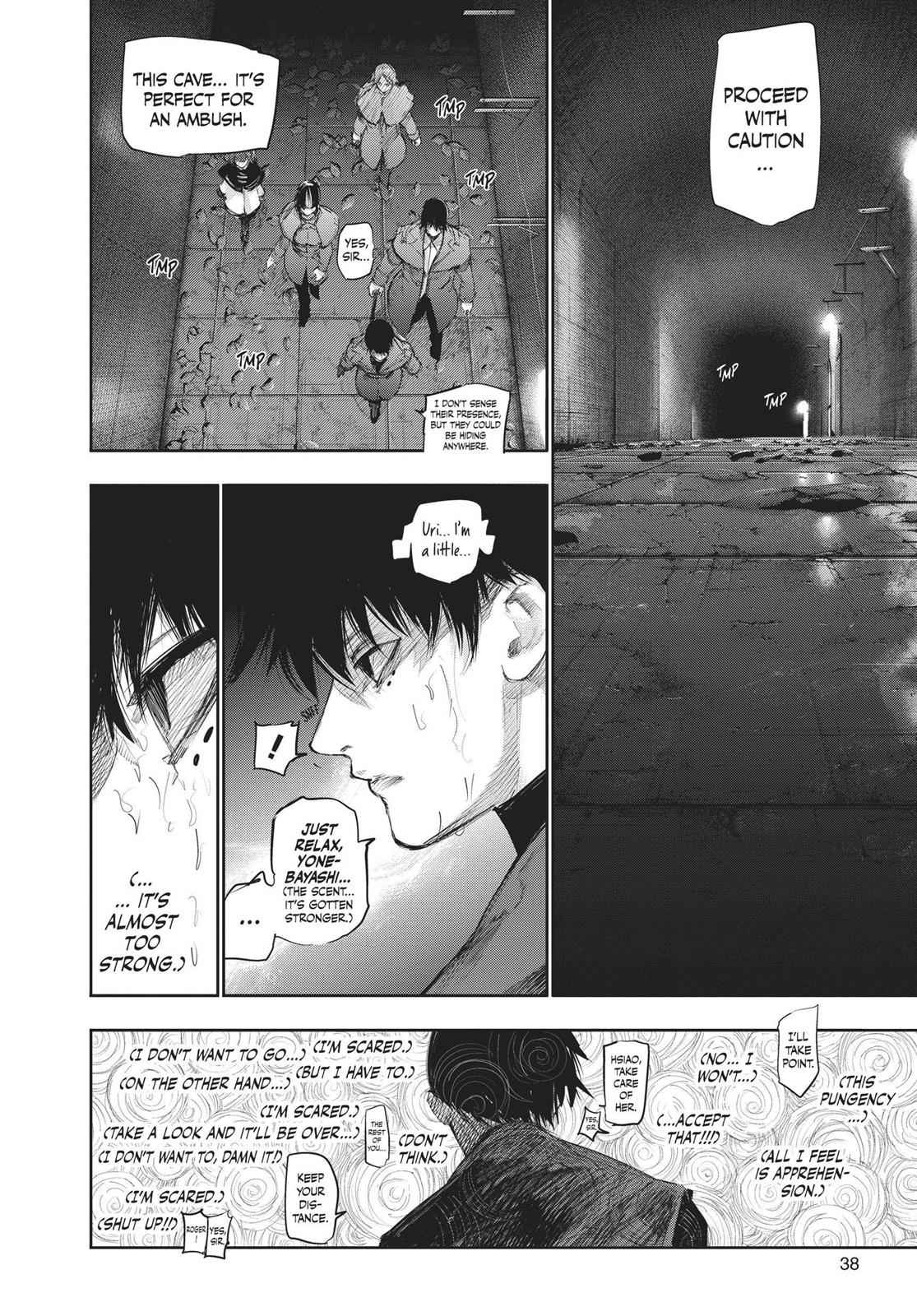 Tokyo Ghoul:re Chapter 77 Page 16