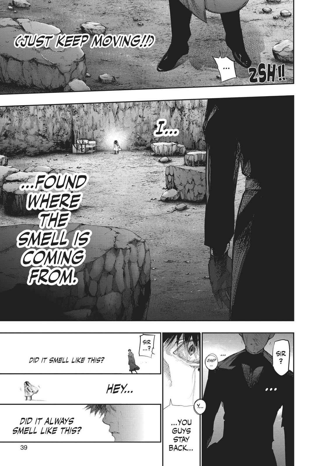 Tokyo Ghoul:re Chapter 77 Page 17
