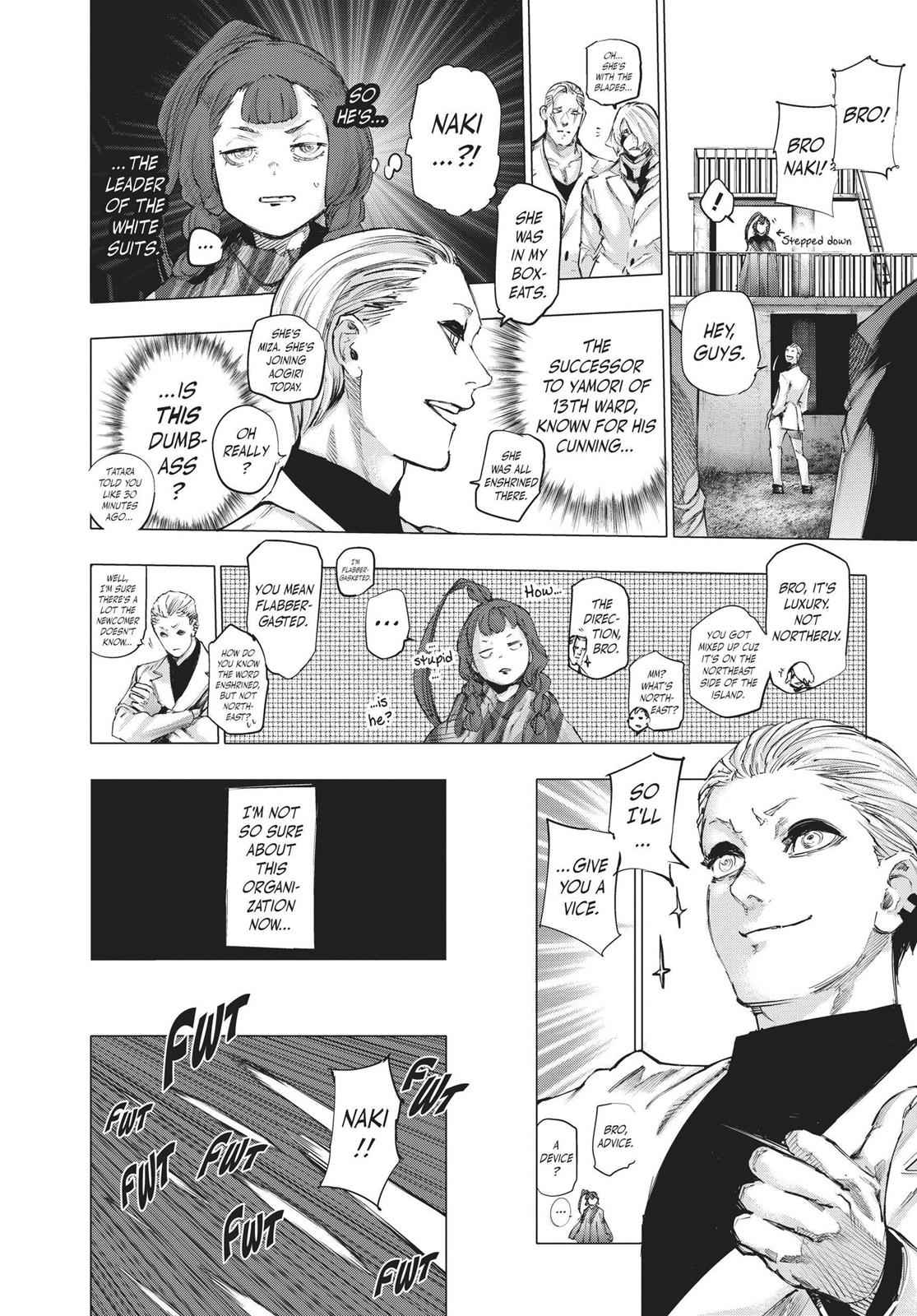Tokyo Ghoul:re Chapter 77 Page 4