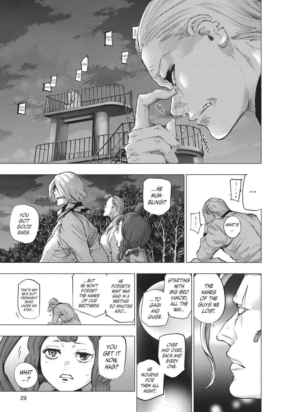 Tokyo Ghoul:re Chapter 77 Page 7