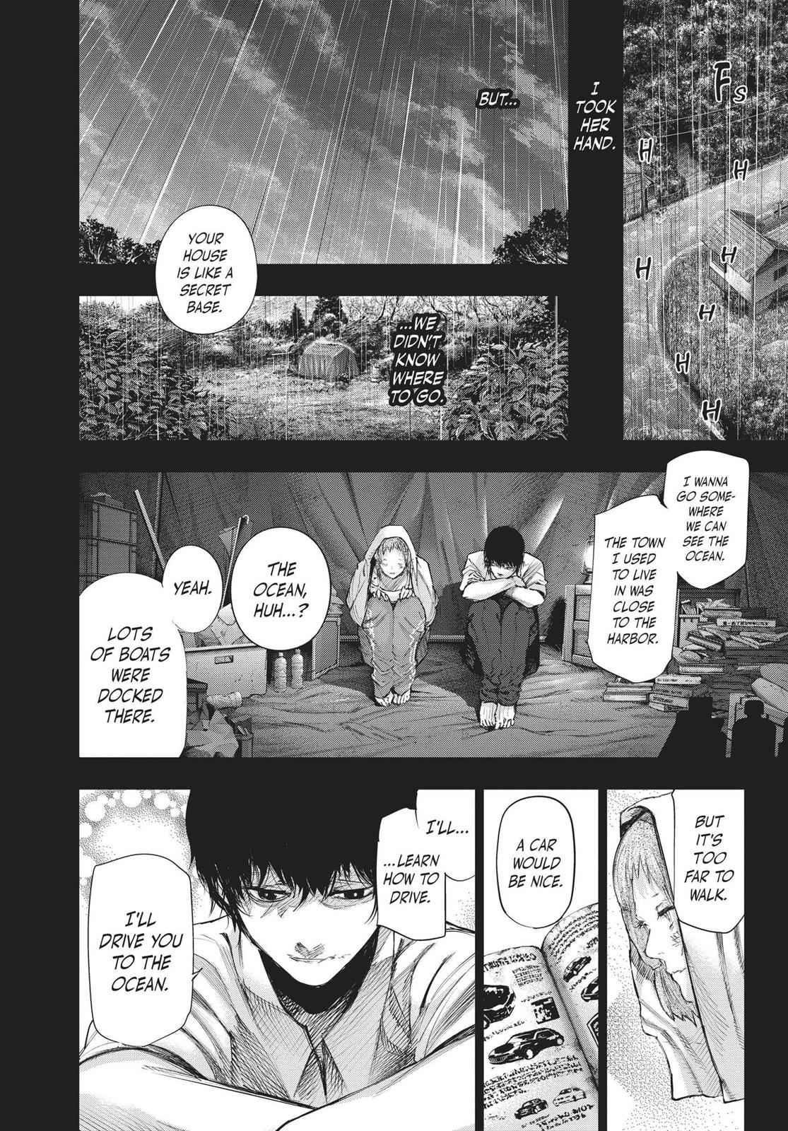 Tokyo Ghoul:re Chapter 78 Page 12